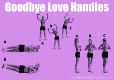 love handle workout!