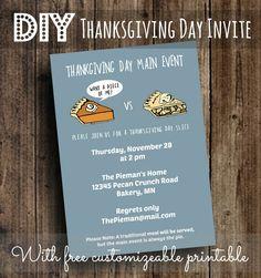 DIY Thanksgiving Day