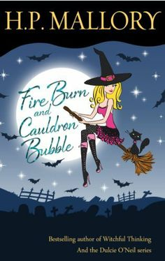 Fire Burn and Cauldron Bubble, a Paranormal Romance (Jolie Wilkins Series, Book #1) by H.P. Mallory. $3.37