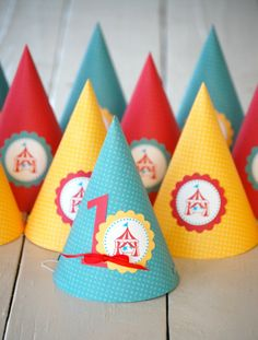 The Circus Carnival Collection - Mary Had a Little Party