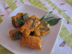 Arctic Garden Studio: Whole Wheat Carrot Gnocchi