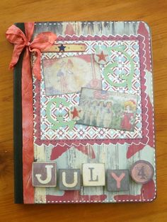 Altered journal - cute