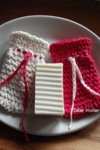 Free Crochet Pattern Soap Saver – Tater Holler