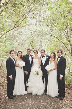 Bridesmaids, Groomsmen and Bride  Groom -  Photography by katemacpherson.com,