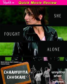 Chaarfutiya Chhokare quick movie review: Soha Ali Khan gives a mature performance #ChaarfutiyaChhokare