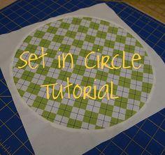 set-in circle tutorial.