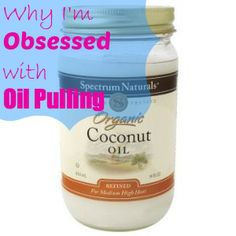 Oil Pulling has become all the rage among natural health fanatics. Beth tries it for 30 days and spills the details on this odd trend! Have you oil pulled yet?