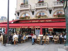favorit place, pari cafe, depart saint, thing french, parisian cafe, travel, franc, citi, parisian life