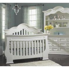 Munire Curve Top Crib || Cribs || SunnyBump