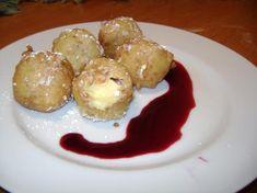 Fried Cheesecake Bites   (Aka the Ultimate Comfort Food). Photo by Dans La Lune