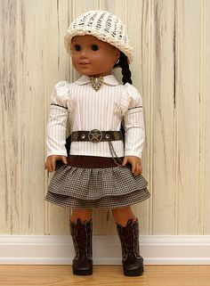 American Girl Doll Clothes-Time Traveler