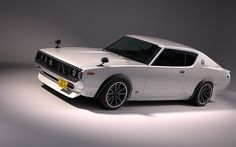'73 Nissan GT-R C110