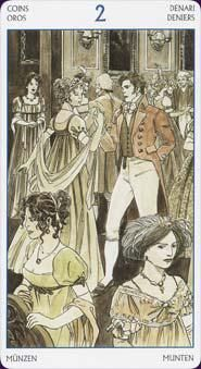 Jane Austen Tarot Cards