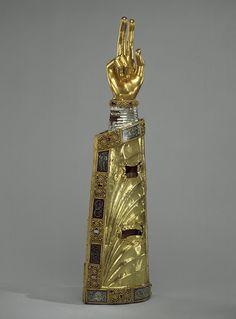 1230 reliquary arm
