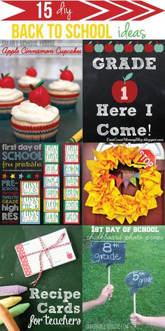 Back to School Ideas at www.smartschoolhouse.com