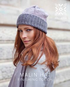 Malin Hat knitting p