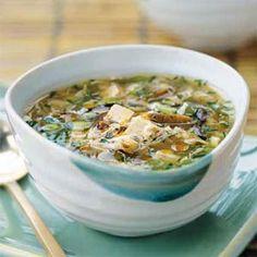 hot & sour soup - <3