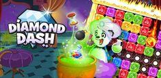 Download Diamond Dash 1.1 Apk Full Apps - http://www.apk4.net/games/arcade-action/diamond-dash-1-1-apk/