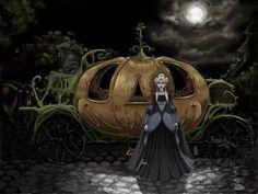 Gothic Cinderella http://24.media.tumblr.com/tumblr_lmyd2jHvEc1qijk8go1_500.jpg