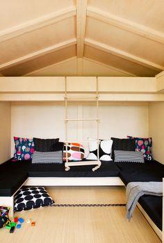 Cottage living :: Marimekko