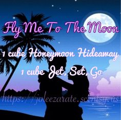 Scentsy recipe. Fly Me To The Moon. #scentsy #scentsyfavorite