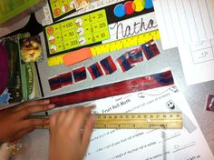 Fruit Roll Measurement Activity.  This free hands-on activity covers both standard and metric measurement of length.