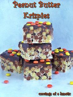 Peanut Butter Krispies