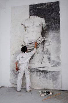 """TORSO"" Francisco Alarcón Pérez"