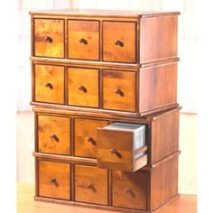 Solutions - Six-Drawer CD Cabinet