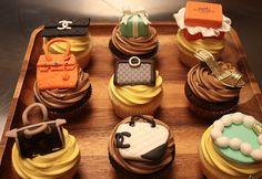 Designer cupcakes...perfect!!!