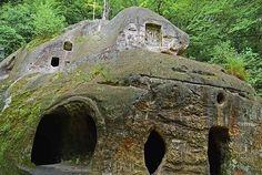 Cave Monastery (Rozgirche/ Ukraine)