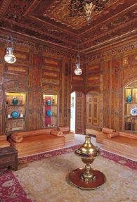 Doris Duke's Shangri La in Hawaii hawaii call, decor, houses, shangrila, shangri la, islam art, homes, oahu, islamic art