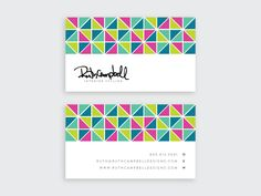 Ruth Campbell Business Card
