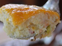Twice Baked Potato Casserole recipe from Ree Drummond.