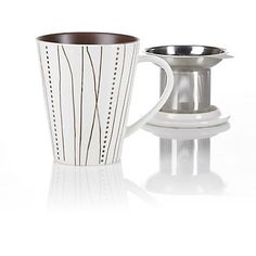 Masala Dot Infuser Mug, $21.95 at teavana.com.