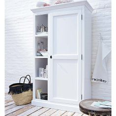 white perfect, shops, cupboards