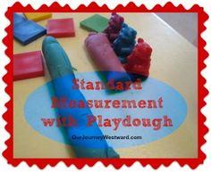 math matter, homeschoolmath, homeschool math, learn, educ, live mathhandson, standard measur, playdough, mathhandson math