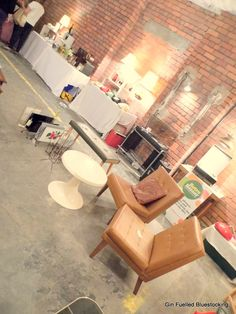 Judy's Affordable Vintage Fair, Victoria Warehouse Manchester