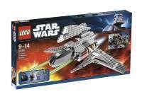 Lego Star Wars - emperor Palpatine's shuttle nr. 88096 - Pris: 489,00 kr.