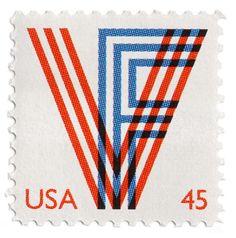 designed stamps