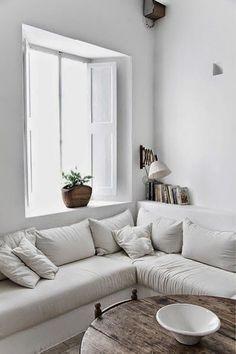 Una casa para el fin de semana { A house for the weekend } (via Bloglovin.com )