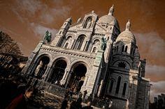 Sacré-Cœur in Paris. Photo by Darren Mahuron