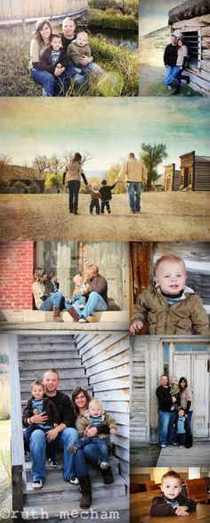Family poses {Ruth Mecham Photography}
