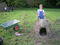 building a loam oven