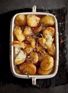 What Katie Ate » Mum's Amazing Roast Potatoes