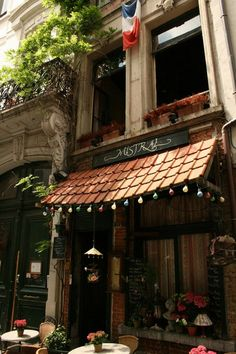 shop fronts, french bistro, pari, coffee cafe, store fronts