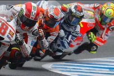 Marco, Casey, Jorge and Valentino