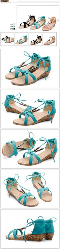 2013 Summer new sweet lace beaded sandals children shoes in Rome with Xiao-Po with Korean casual shoes from taobao
