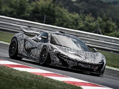 McLaren Shows P1 GTR on the Track; Reveals One-Off 650S by MSO