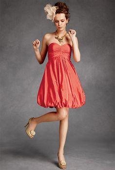 bridesmaid dress[: